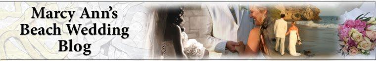 MARCY ANN'S BEACH WEDDING BLOG
