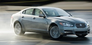 New Jaguar XF 5