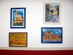 """Exposición infantil """"Paseos por Córdoba"""""""