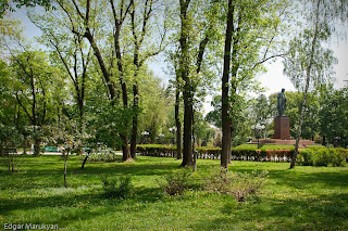 Kiev Taras Shevchenko Park