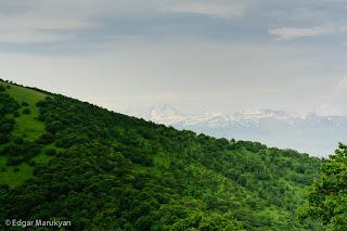 Լեռնագնացություն դեպի Արա լեռ