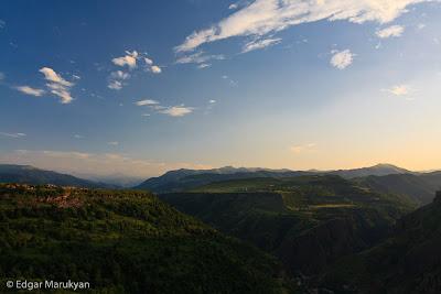 Բնապատկերներ Դսեղից Landscapes from Dsegh Armenia