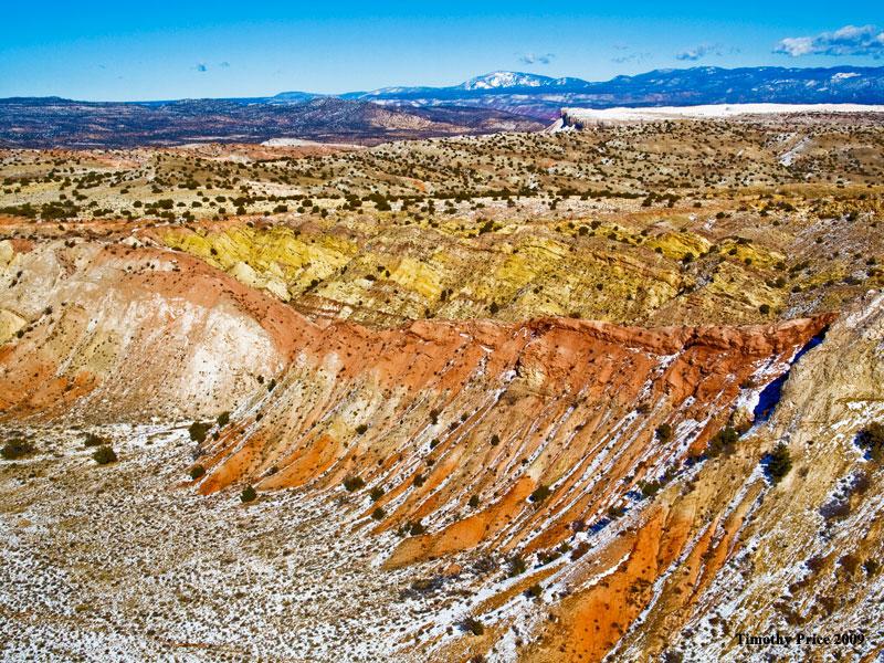 photo of the day etc white mesa bike trails