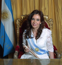 CRISTINA KIRCHNER: PRESIDENTA DE ARGENTINA.