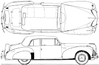 lincoln continental v12 coupe 1940 AbiMotors.com   Blueprints   Cars