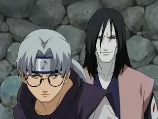 Kabuto, no lado do Bem ou do Mal?