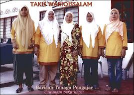 Barisan Tenaga Pengajar TAKIS Wariqissalam