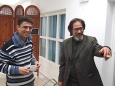 مع الشاعر عبد الحفيظ المختومي