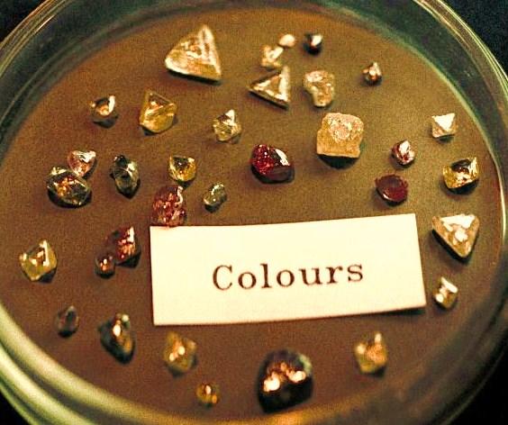 Identifying Diamonds with a Microscope