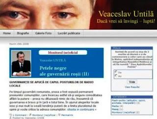 Blog Veaceslav Untila mdro.blogspot.com