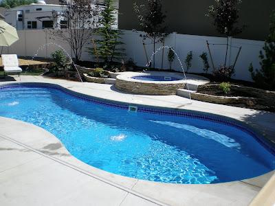 Blue Water Pools And Spa Draper Utah Pool