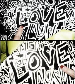 Encontré al amor entre miles de palabras.