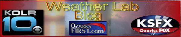 Weather Lab Blog