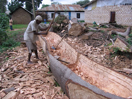 Carving a Boat