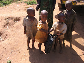 Children at Ilima