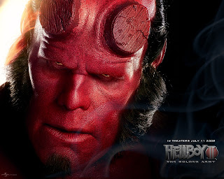 Hellboy 2: The Golden Army Wallpaper