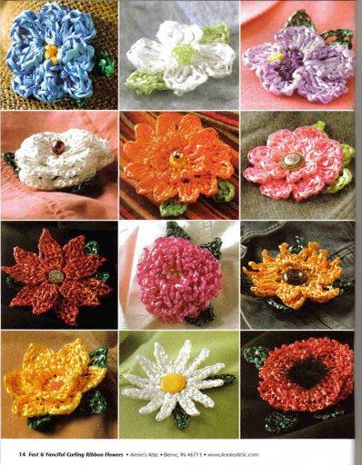 publicat de ralu boutique la 11 13 etichete modele de flori crosetate