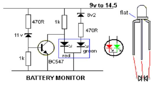 power electronics circuits  battery tester