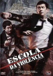 Filme poster Escola da Violência Dublado DVDRip RMVB