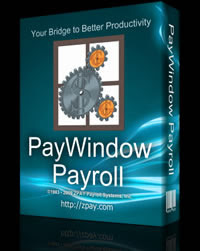 Download PayWindow Payroll System 2010