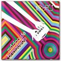 cd Pato Fu - Música de Brinquedo 2010