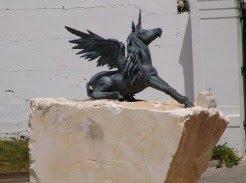 Unicornio ( obra homenaje póstumo)