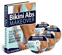 bikini abs makeover