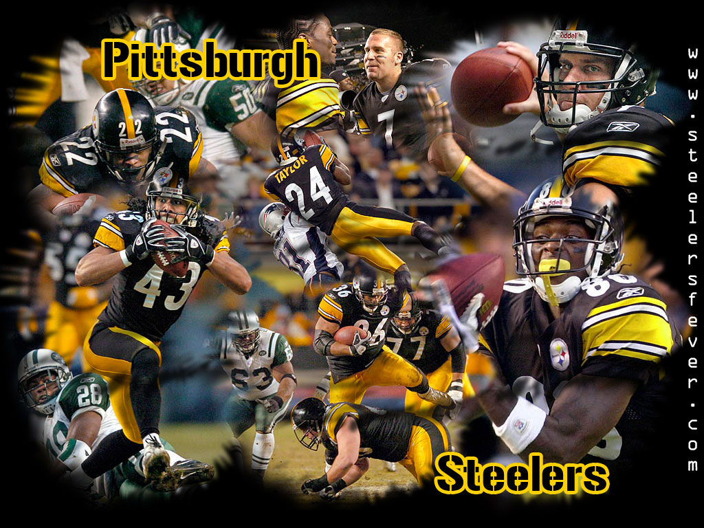 in pittsburgh steelers - photo #24
