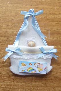 souvenir para bebe recin nacido o de bautismo