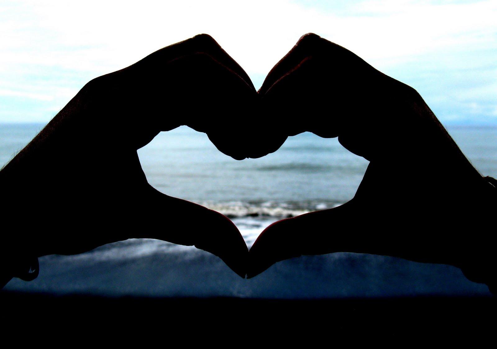 half hand heart gallery - photo #48