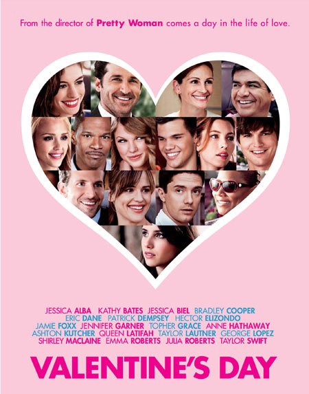 Valentine Day Movie 2010