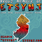 I am a Proud Member of Etsy NJ Team