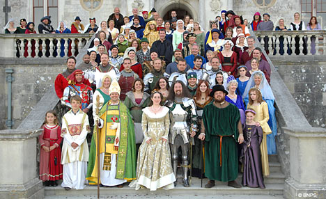 Medieval Wedding Ideas