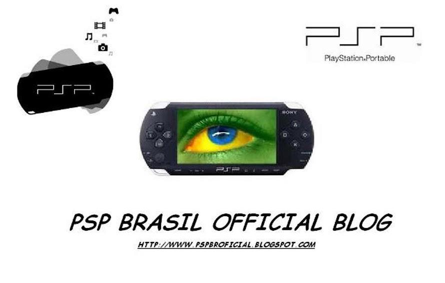 PSP Brasil -- Tutoriais, Games, Atualizações, e muito mais !!!