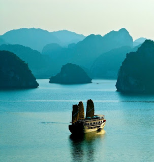 Halong Bay Vietnam