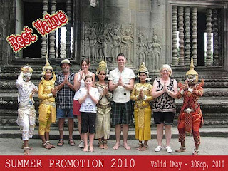Family Adventure Travel - Summer Promotion  2010 - ATA