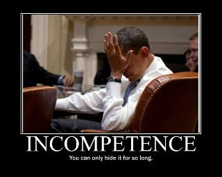 obama incompetence 