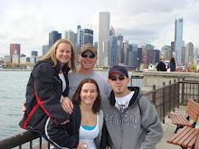 Chicago with Joy & Cody!