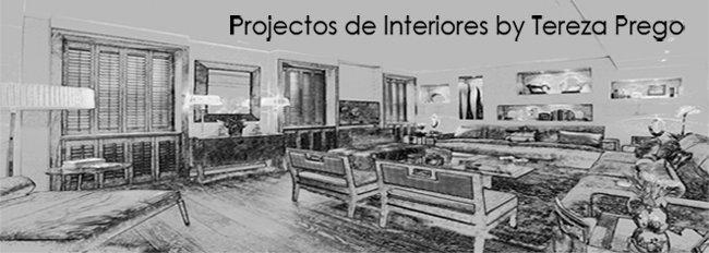 Projectos de Interiores Tereza Prego Design