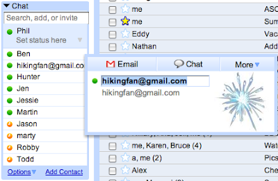 Official Gmail Blog Tip Edit Contacts Right From Your Chat List