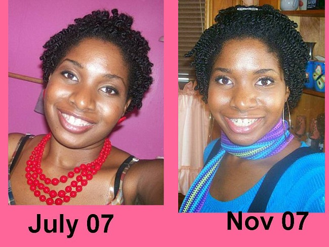 Frostoppa Ms Ggs Natural Hair Journey And Natural Hair Blog Let