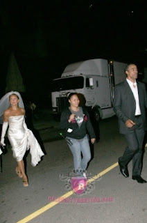Vanessa Williams Rick Fox Wedding