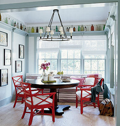 Cottage living 10 ways to make a new house feel old rect540