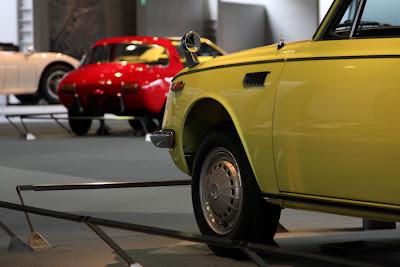 トヨタ博物館,トヨタ1600GT RT55型 1967年