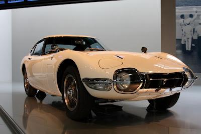 トヨタ博物館,トヨタ 2000GT MF10型 1968年