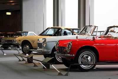 トヨタ博物館,ホンダ S500 AS280型 1964年,ダットサン フェアレディ SP 310型 1963年