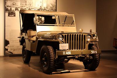 トヨタ博物館,ウィリス ジープ