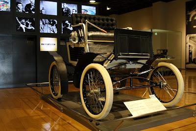 トヨタ博物館,ロコモビル スチームカー