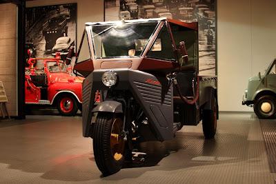 トヨタ博物館,マツダ 三輪トラック