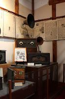 ニッポノホン,ポリフォン,ビオン ポータブルラジオ,日本大正村